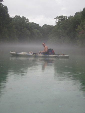Monkey in the Mist