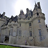 "Chateau d'Usse; which was the setting for the fairy tale ""Sleeping Beauty"""