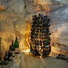 Inside the wine caves on the Chateau grounds. I want to party at this place!