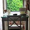 Writing desk.