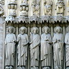 Notre Dame detail.