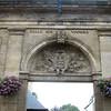 Bayeux street scene.