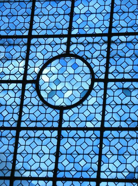 Les Invalides window.