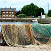 Honfleur fishing nets.