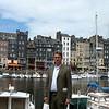 Rustem - backdrop Honfleur's Vieux Bassin (Old Harbor)