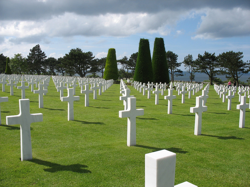 There are 33 pairs of brothers buried side by side, including President Teddy Roosevelt's sons.