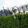Place des Vosges lampost.