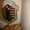 Maison de Lucie stairwell.