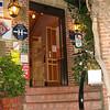 Entrance to Dormy House, Etretat.