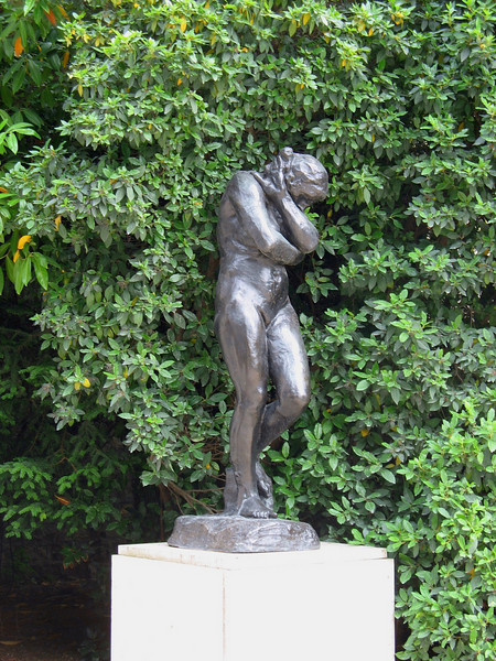 Rodin Museum one of the loveliest settings in Paris.