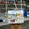 Honfleur painting.
