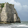 The Cliffs of Etretat.