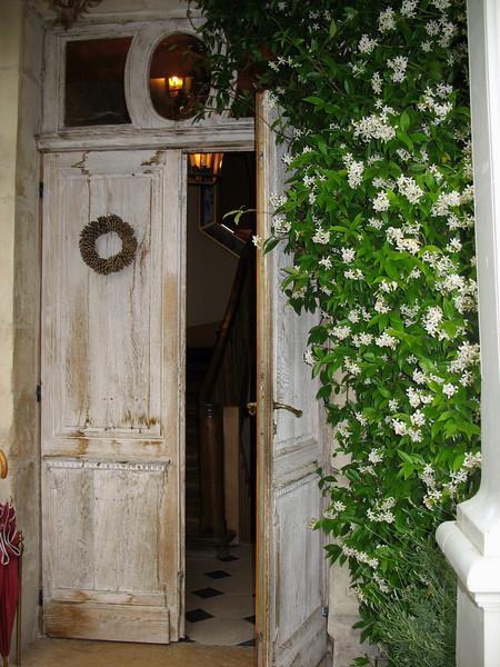 Our Honfleur accommodations: Maison de Lucie.