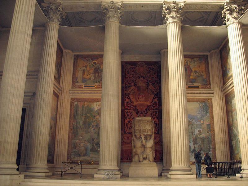 The Panthéon.