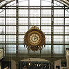 The Orsay railway station was converted into the Musee d'Orsay in 1986.