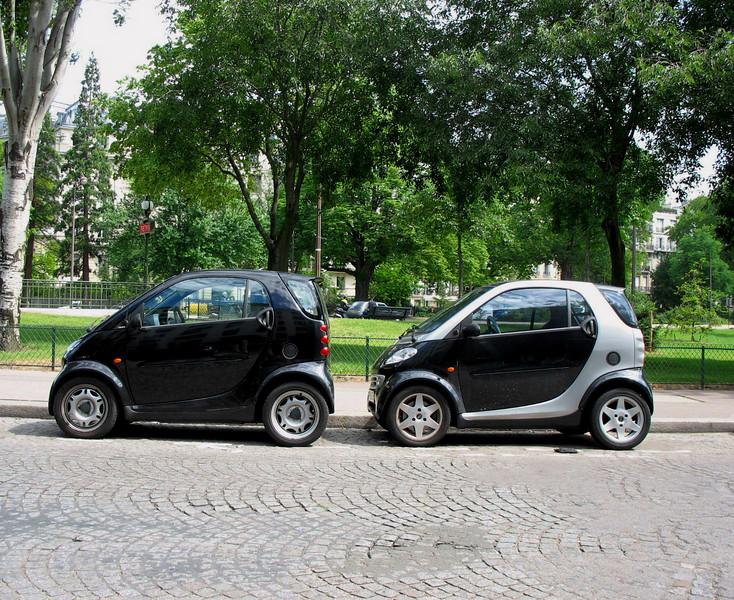 Smart cars, smart choice.