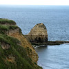 225 U.S. Rangers landed at Pointe Du Hoc on D-Day; 90 survived.