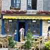 Honfleur restaurant.