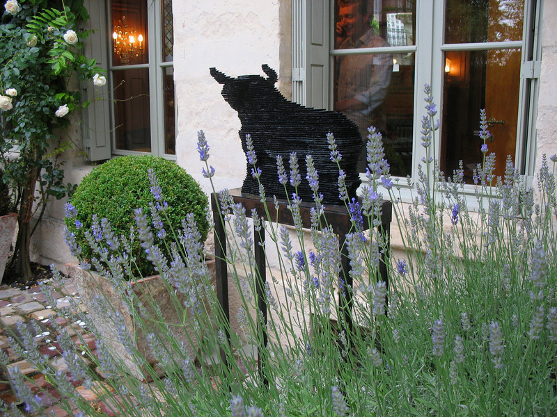 Maison de Lucie lavender.