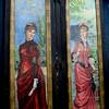 Parisian doors.