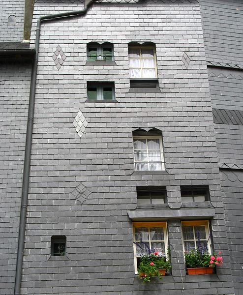 Honfleur building.