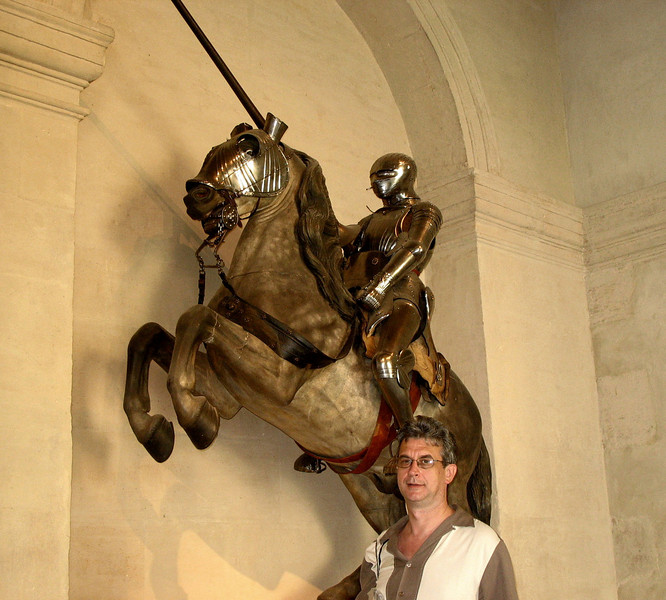 Military Museum at Les Invalides.
