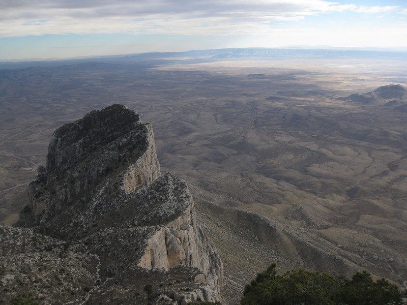View of El Capitan
