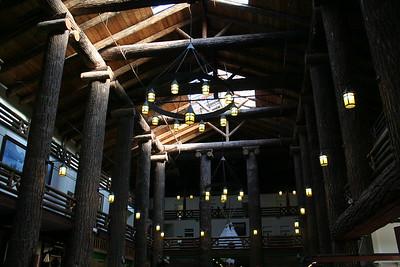 20110826 - 016 - GNP - Glacier Park Lodge Lobby