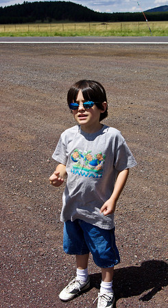 Graham in his cool shades
