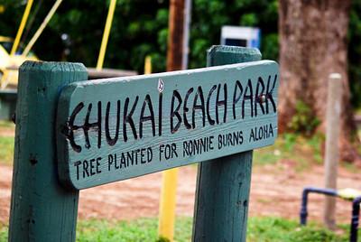 Chukai Beach Park