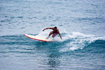 Sunset Beach Surfers