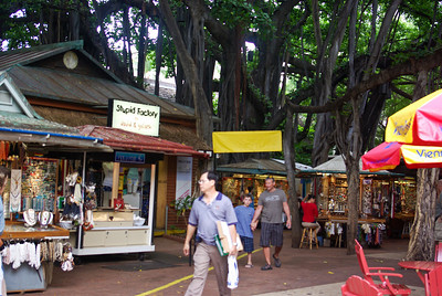 International Market in Waikiki
