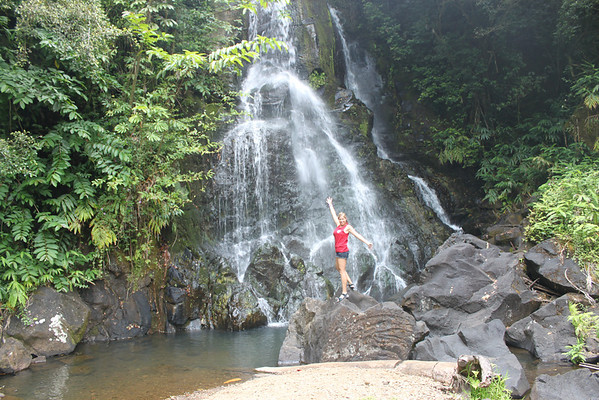 Lakaha Falls