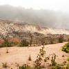 More crazy landscape at Volcano National Park.