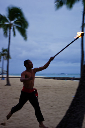 Sunset Torch Lighter