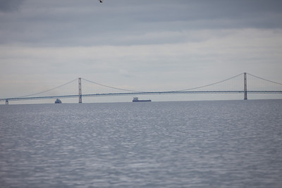Mackinac I Bridge