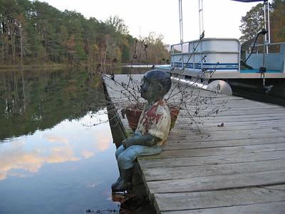 Dock  & Pontoon boat