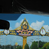 These shrines span the roadways all over the country, showing respect for the King.