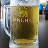 Singha quickly became our favorite local beer.