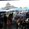 We started our cooking class with a tour of the local market.