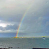 Rainbow over Westport, County Mayo