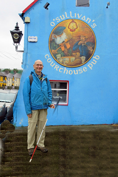 The Courthouse Pub in Dingle,, County Kerry... and a local barrister