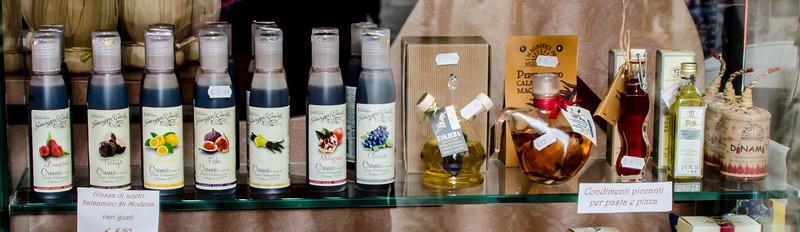 10-11-12 Great little gourmet shop. Flavored balsamic vinegars.