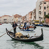10-11-12 Gondolas along the Grand Canal