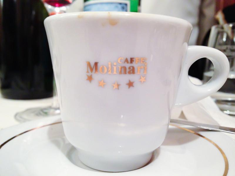 10-11-12 LUnch at Cafe Molinari