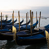 10-11-12 Gondolas in the morning light
