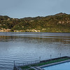 10-15-12 Lake Orta from our hotel breakfast room.
