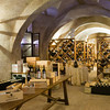 """10-19-12 Wine cellar at Hotel Villa del Quar<br /> <br /> (This photo from their website:  <a href=""""http://www.hotelvilladelquar.it"""">http://www.hotelvilladelquar.it</a>)"""