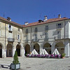 10-13-12 - We met up with our group here for lunch on our first day, Ristorante Nuova Cernaia in Veneraia Reale near Turin.<br /> <br /> Image via Google Maps Street View
