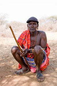 Samburu Elder